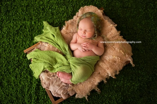 fine art custom newborn jordan