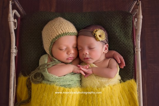 amman twin baby photographer